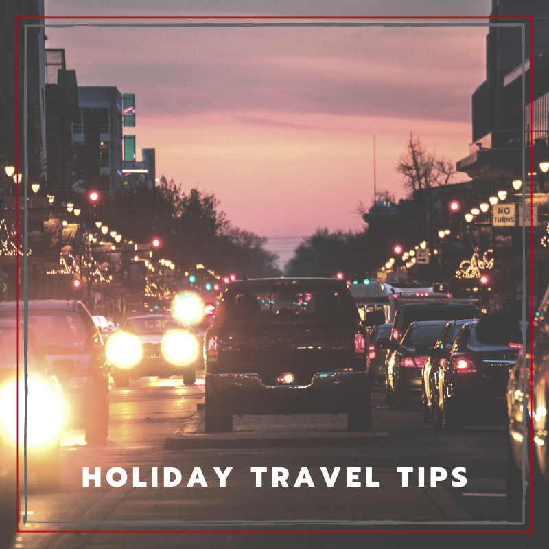 Holiday travel tips from Atwater Insurance