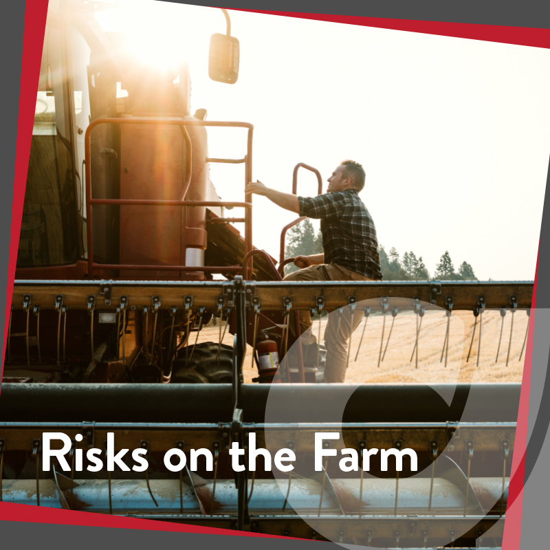 Avoid Risks on the Farm